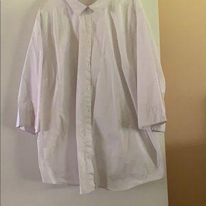 White Button Down Blouse/Shirt